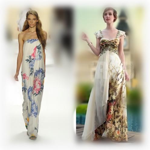 d1f21fd8f6 Abiti lunghi a fiori per cerimonia – Vestiti da cerimonia