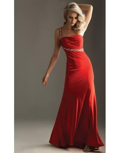 Abiti lunghi rosso di sera – Vestiti da cerimonia cb6726bc488